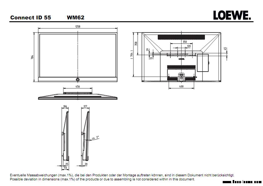 loewe connect id bose loewe. Black Bedroom Furniture Sets. Home Design Ideas