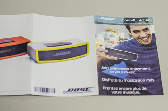 Подделка - буклеты низкого качества печати