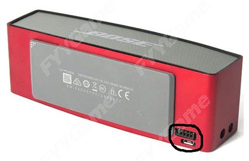 BOSE SoundLink Mini красного цвета - подделка!