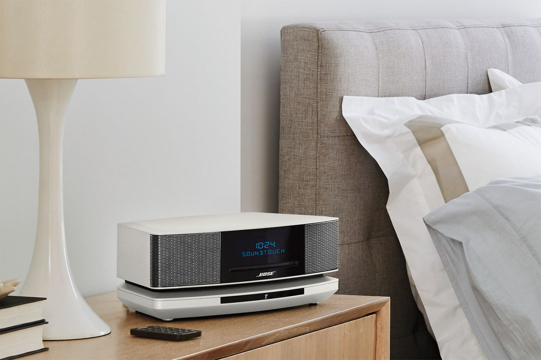 bose wave soundtouch iv. Black Bedroom Furniture Sets. Home Design Ideas